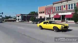 """Hot Rod power tour 2017 """"Chillicothe, MO"""""""