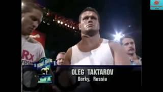 Первый русский чемпион UFC Легенды MMA 90 х годов