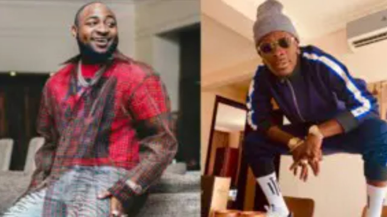 See How Davido & His Squad  Enjoy Shatta Wale new Song