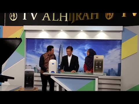 Rx-Water @ TV Al-Hijrah