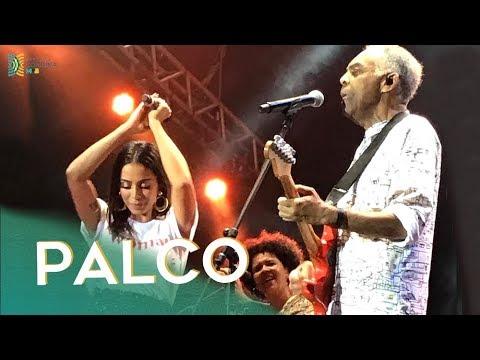 Gilberto Gil Convida: Anitta - Palco   Festival Combina MPB