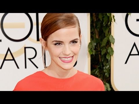 Golden Globe Awards 2014 - Celebrity Arrivals - Emma Watson, Colin Farrell, Tom Hanks