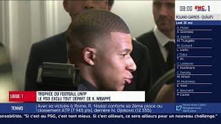 Ligue 1 : Aucun départ de prévu pour Mbappé