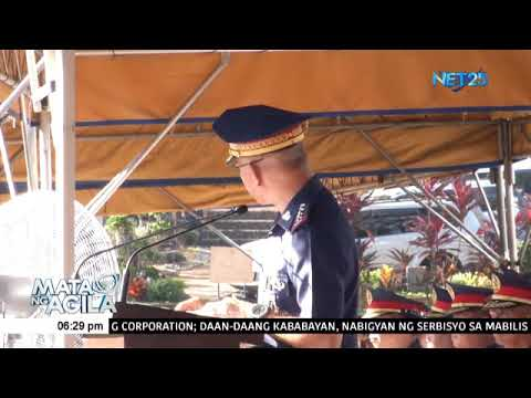 Simpleng disiplina sa mga pulis, ipapatupad ni PNP Chief PDGen  Albayalde