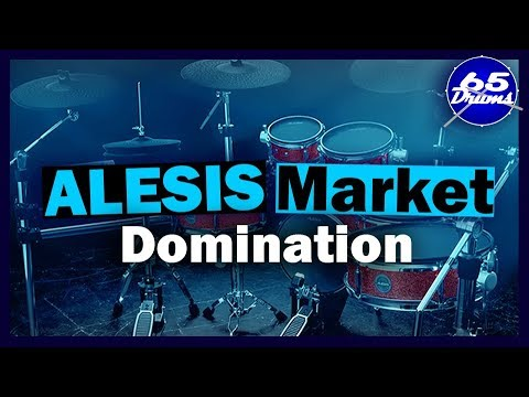 How Alesis Could DOMINATE The Electronic Drum Industry
