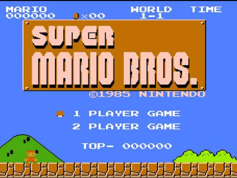 play super mario bros original online free