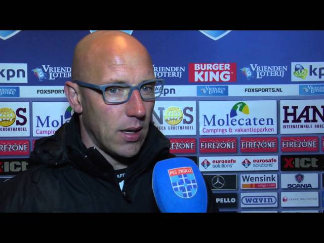 Samenvatting Jong PEC Zwolle - Jong NAC Breda