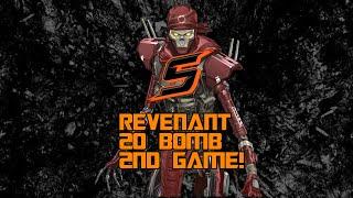 Apex Legends | Revenant 20 Bomb | Xbox One X