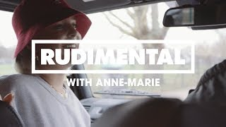 Rudimental with.. Anne-Marie