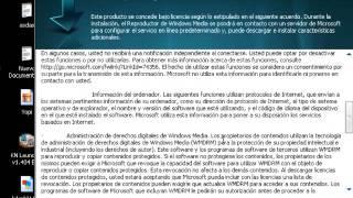 Como instalar Windows Media Player 12 para WINDOWS XP