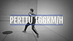 Perttu Ruuska lyö tutkaan 166km/h!
