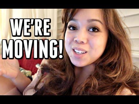 YES, WE'RE MOVING! - January 16, 2018 -  ItsJudysLife Vlogs