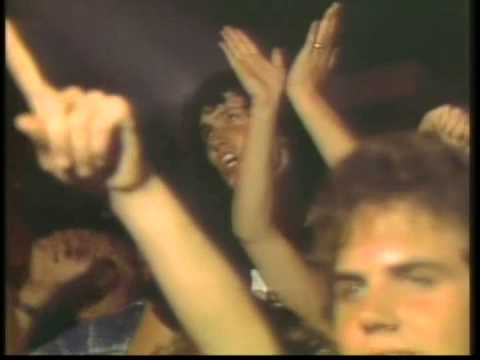 Nick (Mike) Nichols age 18 at Cheap Trick concert