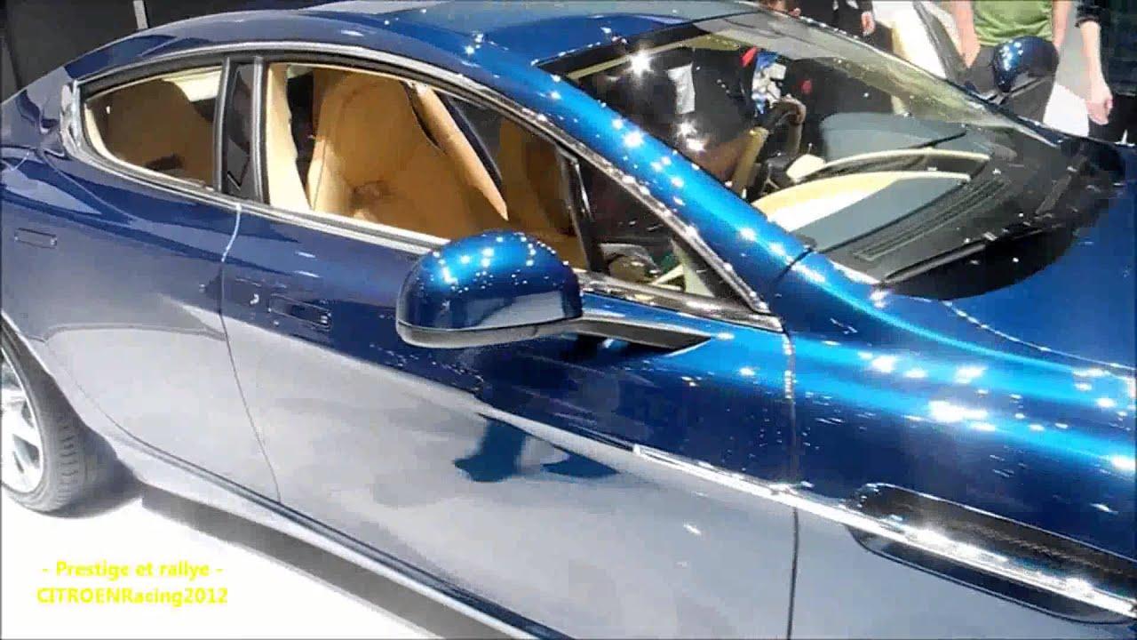 Aston martin rapides limusina de lujo por dentro y por - Fotos de casas de lujo por dentro y por fuera ...