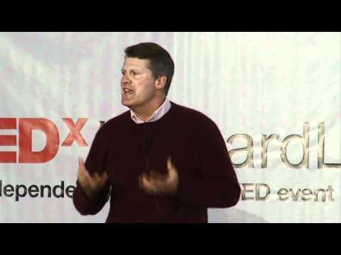 TEDxHarvardLaw - John Piotti - Can New England Feed Itself?