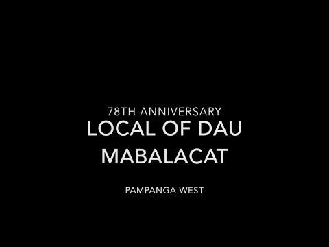 Dau Mabalacat's 78th Anniversary