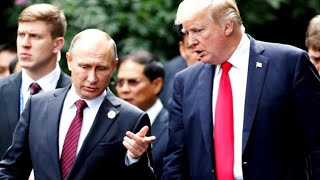 Trump says Putin again denied election interference