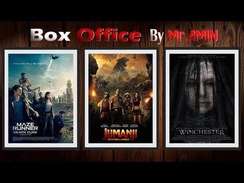 Box Office 02 04 Feb 2018 Hd افلام البوكس اوفيس فبراير 2018