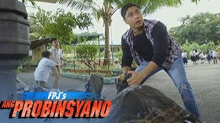 FPJ's Ang Probinsyano: Cardo sees the planted bomb in school