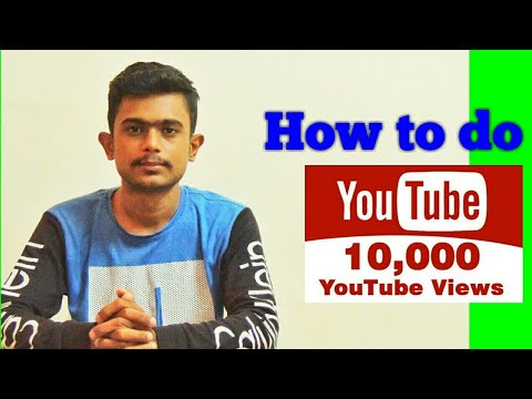 "How to ""VIRAL"" the YouTube videos 
