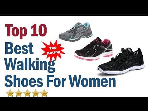 Best Walking Shoes For Women In 2019? Top 10 Best Walking Shoes For Women