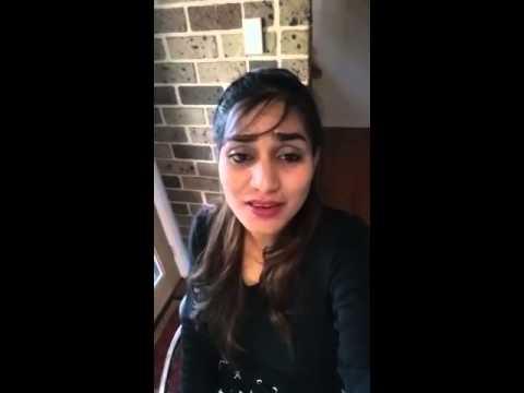 Sheesha song live aurtalia wale singer masha ali