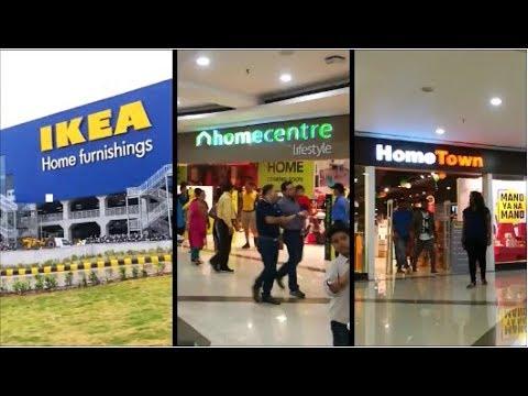 IKEA VS Home Centre VS Home Town