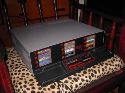 Nintendo M82 Store demo unit YouTube