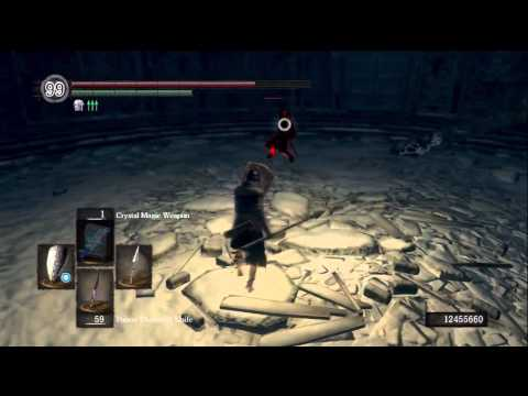 Dark Souls PvP - Battle Of The Uploaders: Broke Vs Notfromphoenix Pt I