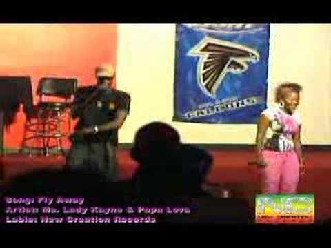 fly away-Lady kayne & Papa lova