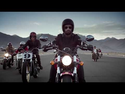 Indian Motorcycle line up 2018
