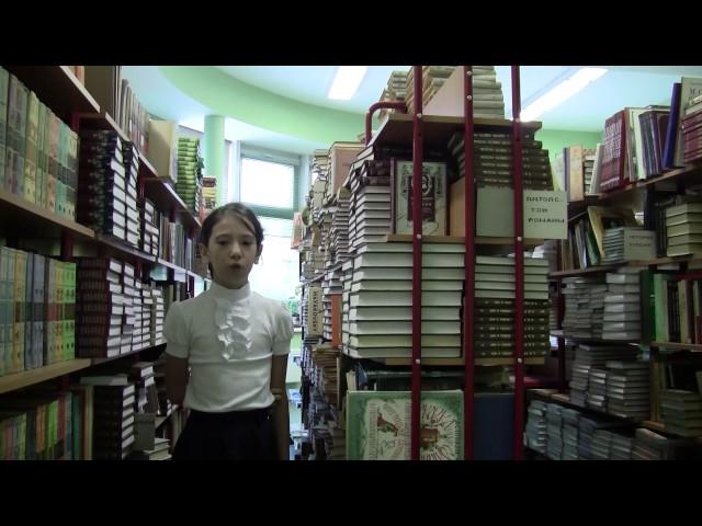 Изображение предпросмотра прочтения – ЛельЛия читает произведение «Мартышка и очки» И.А.Крылова