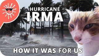 Hurricane Irma Dominican Republic - How It Went For Us  (in Jarabacoa)