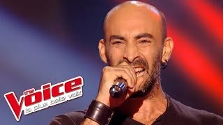 The Voice 2016 │ François - With or Without You (U2) │ Blind Audition