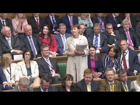 Caroline Lucas MP: Election of the Speaker