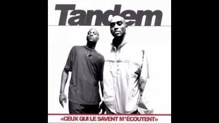 Video Tandem  - Les maux (son) download MP3, 3GP, MP4, WEBM, AVI, FLV November 2017
