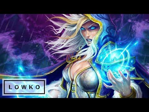 Warcraft 3: MEETING JAINA'S DAD!