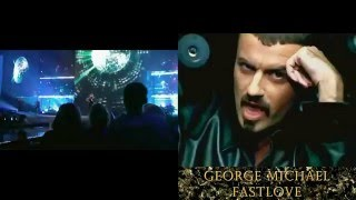George Michael - Fast Love (LaRCS, by DcsabaS, 2008 London)
