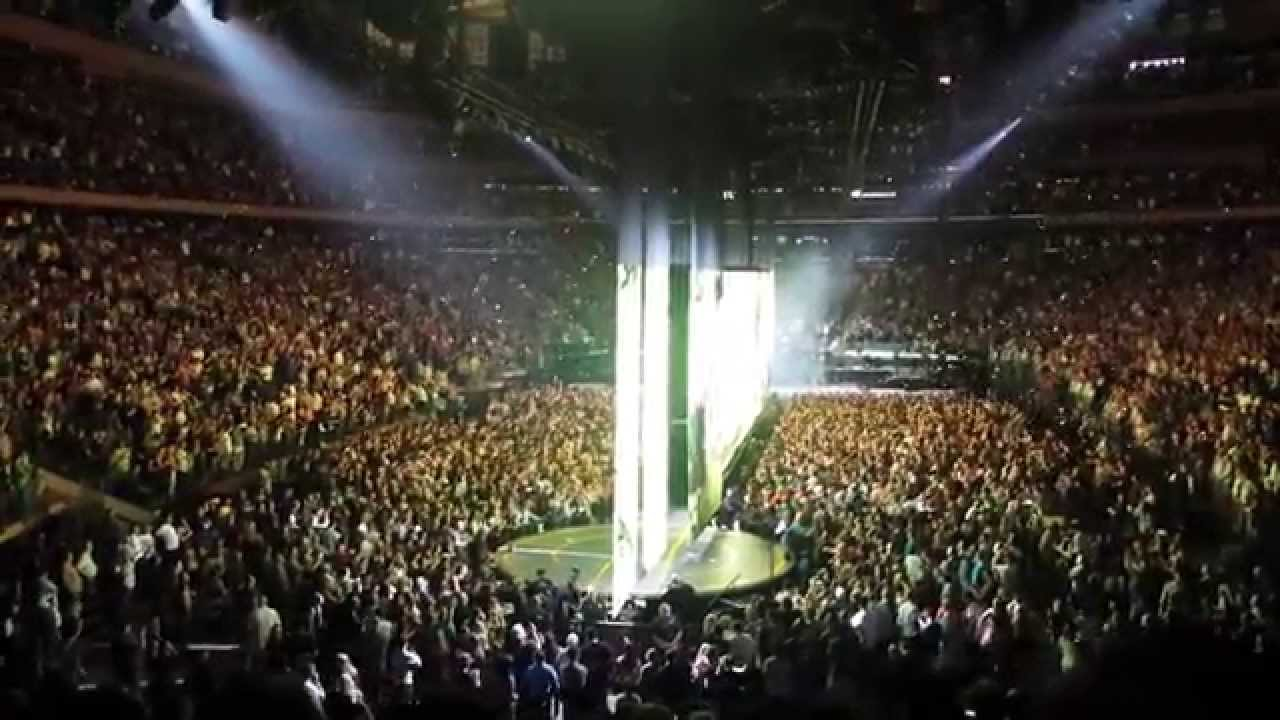 u2 until the end of the world live 2015 at madison square garden - U2 At Madison Square Garden