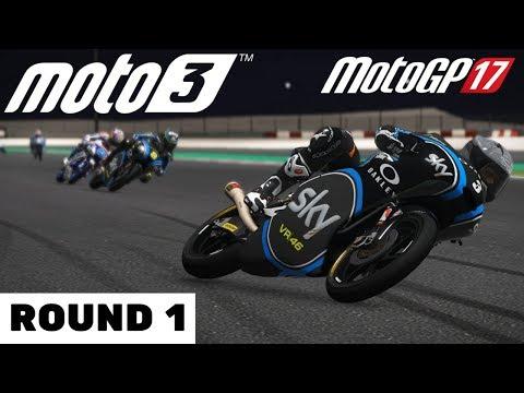MotoGP 17: 2018 Qatar Grand Prix - Moto3