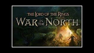 Властелин Колец. Война на Севере - Паучий лес (прохождение игры)