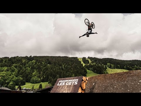 Slope style MTB is Awesome Crankworx Season Highlights