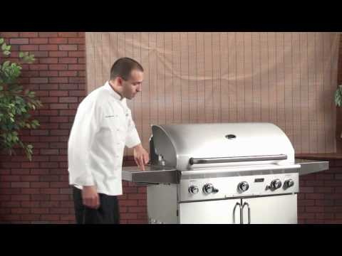 American Outdoor Grill 36 Inch Gas Grill Overview-BBQGuys.com