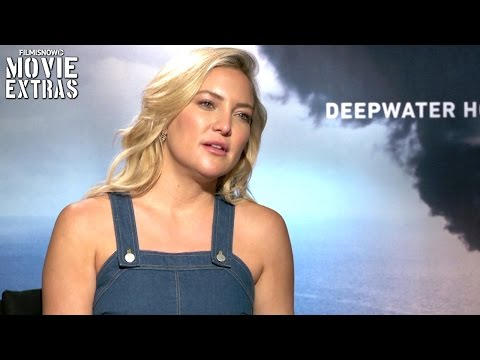 Deepwater Horizon (2016) - Kate Hudson Talks About Her Experience Making The Movie