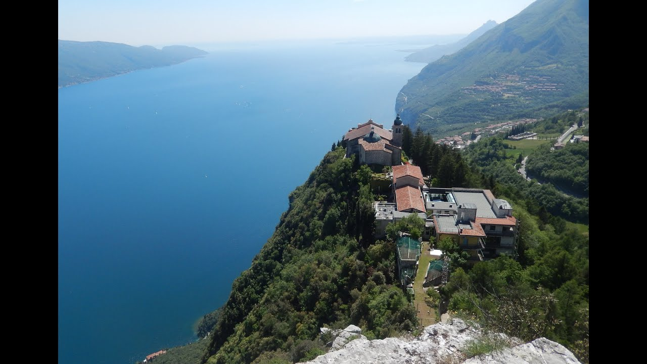 Tignale Garda Hd Gardasee Lake Garda Top Panorama