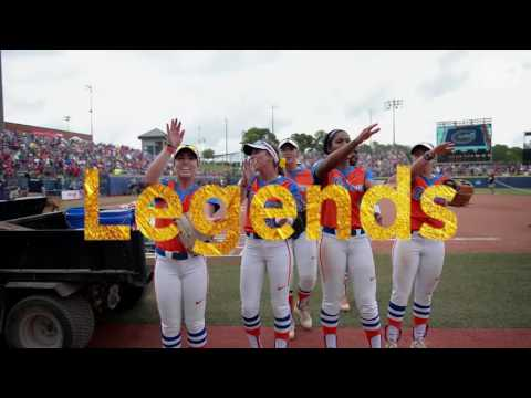Florida Softball: 2017 Season Highlight Video
