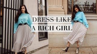 10 Broke Girl Hacks To Dress Like A Millionaire
