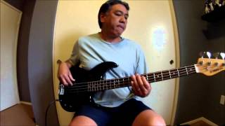 """Your Grace On Which I Stand"" (Kristian Stanfill) Bass Cover"