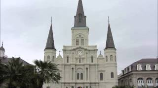 Carillon de Westminster - Vierne - St. Louis Cathedral, New Orleans