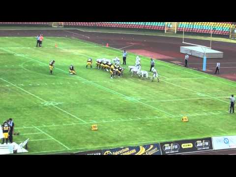 Berlin Adler vs. London Blitz 2012- 14:12
